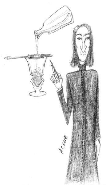 Absinthe Snape by Amy Crook