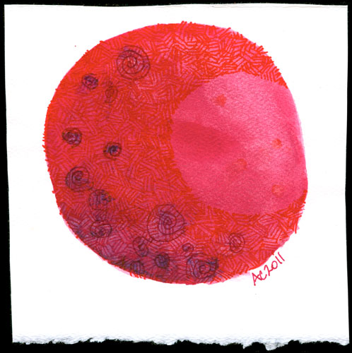 Blood Moon by Amy Crook