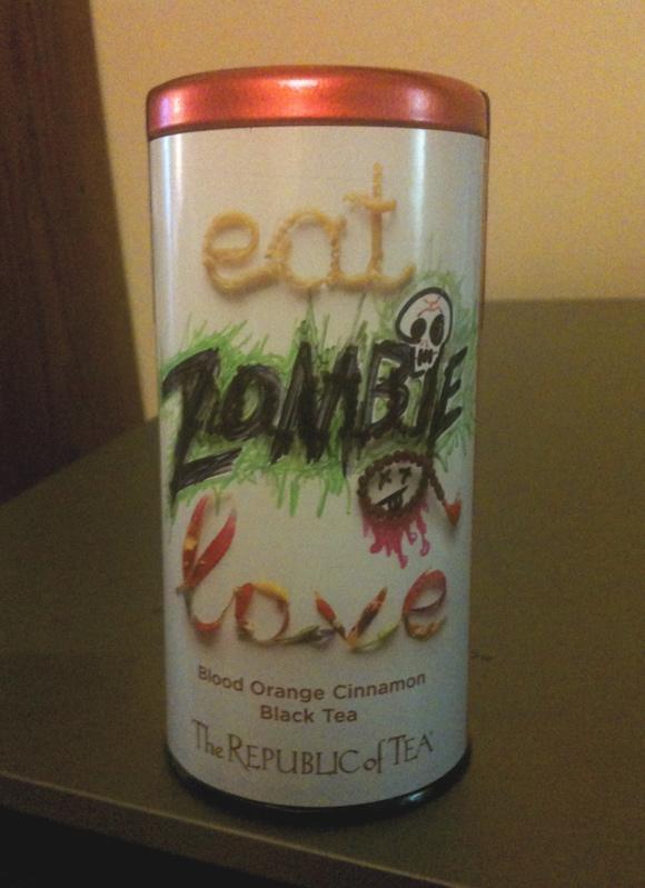eat ZOMBIE love