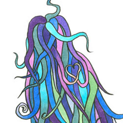 Tentacle Monster Loves You
