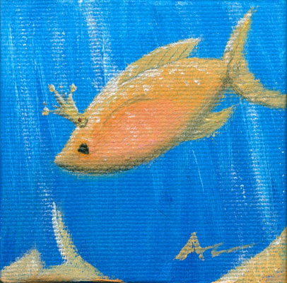 Princess Fish by Amy Crook