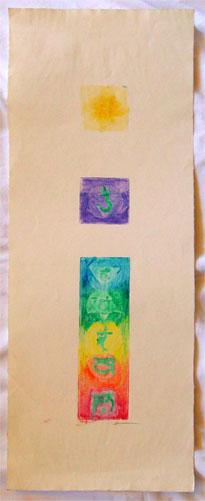 7 Chakras by Amy Crook