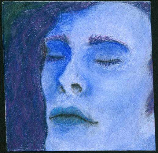 Am I Blue? by Amy Crook