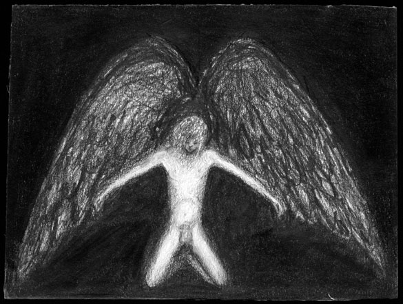Bound Angel 1 by Amy Crook