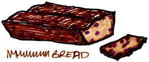 Banana Bread by Amy Crook