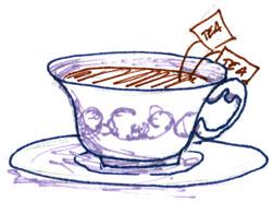 Tea by Amy Crook