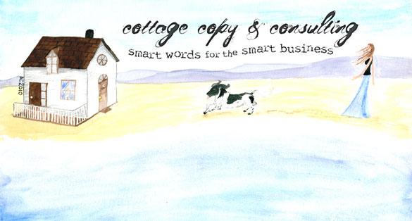 Cottage Copy by Amy Crook