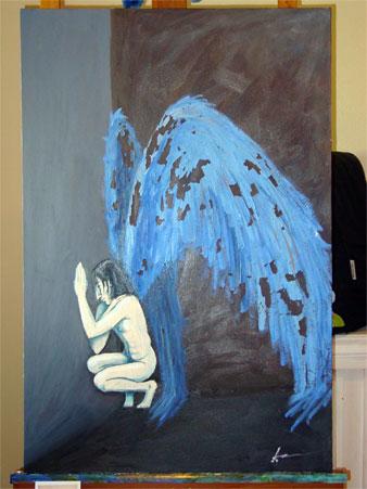 Fallen Angel by Amy Crook