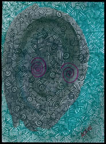 Los Muertos 1 by Amy Crook