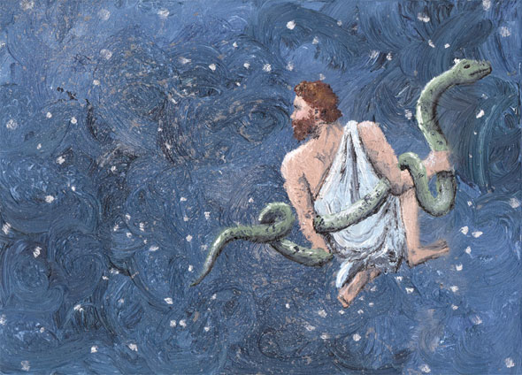 Ophiuchus by Amy Crook