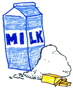 Milk Sugar Butter by Amy Crook