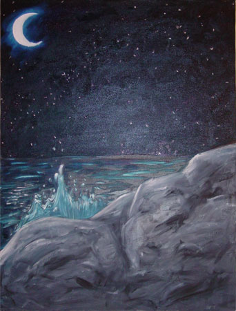 Seascape by Amy Crook