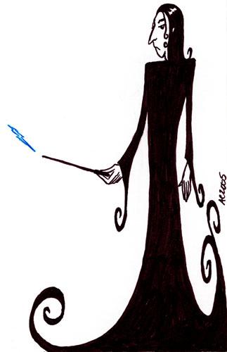 Snape by Amy Crook
