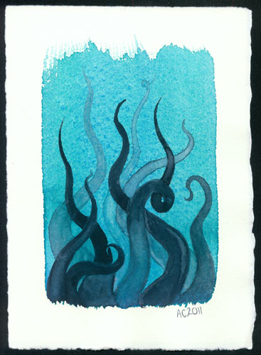 Tentacle Deeps by Amy Crook