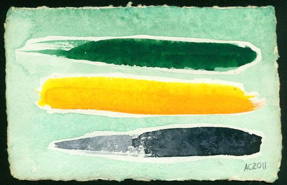 Three by Amy Crook