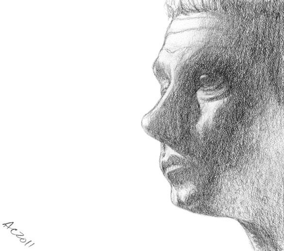 John Watson by Amy Crook