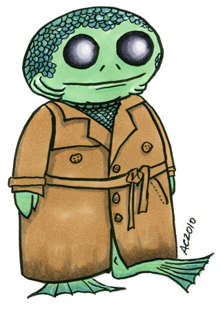 The Innsmouth Look by Amy Crook