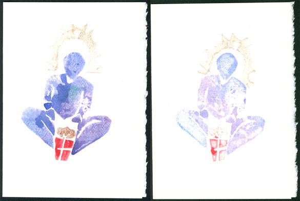 Holiday Cards 2005 by Amy Crook